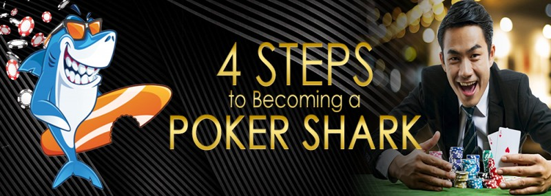 pokerlion_blogs_img_4 STEPS TO BECOMING A POKER SHARK