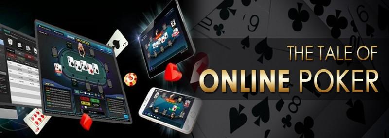 The Tale Of Online Poker