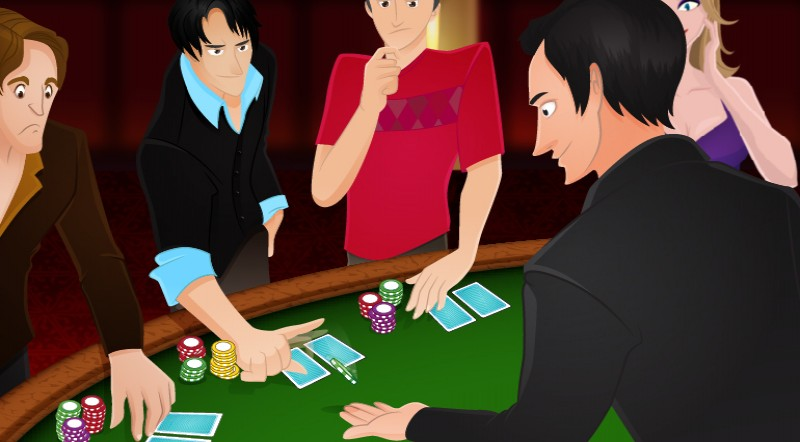 5 REASONS FOR TIPPING POKER DEALERS