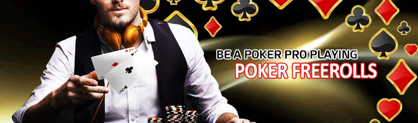pokerlion_blogs_img_Be a Poker Pro Playing Poker Freerolls