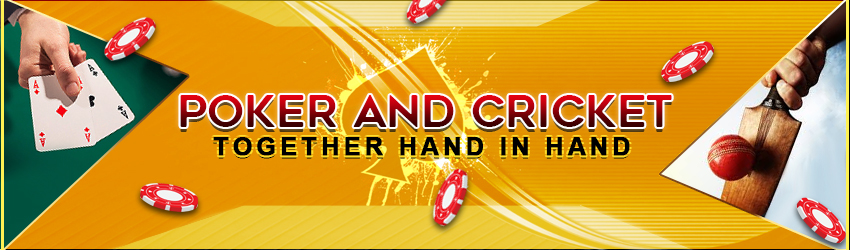 pokerlion_blogs_img_Poker and Cricket – Together Hand in Hand