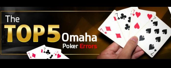 pokerlion_blogs_img_The Top 5 Omaha Poker Errors