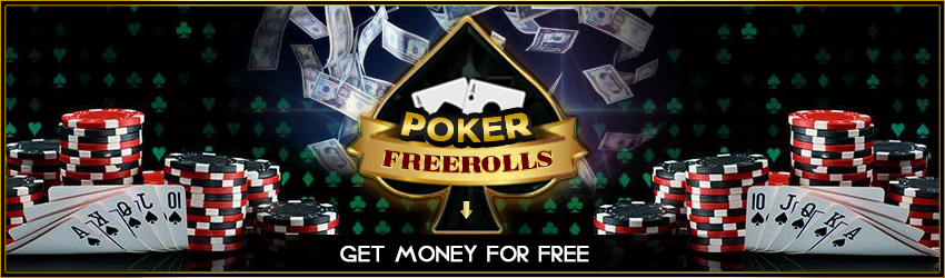 Poker Free Rolls – Get Money for Free