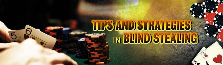 Tips and Strategies in Blind Stealing