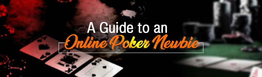 A Guide to an Online Poker Newbie