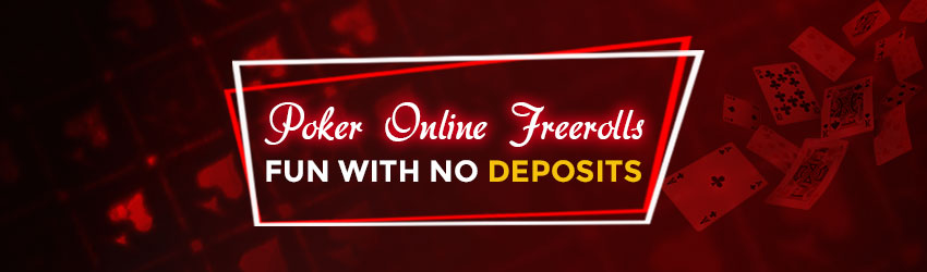 Poker freerolls password